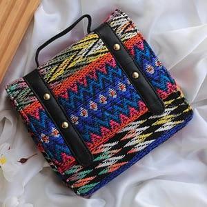 Bold Quirky Boho Satchel Bag - BW193sb