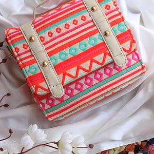 Colorful Women Satchel Bag - BW184sb