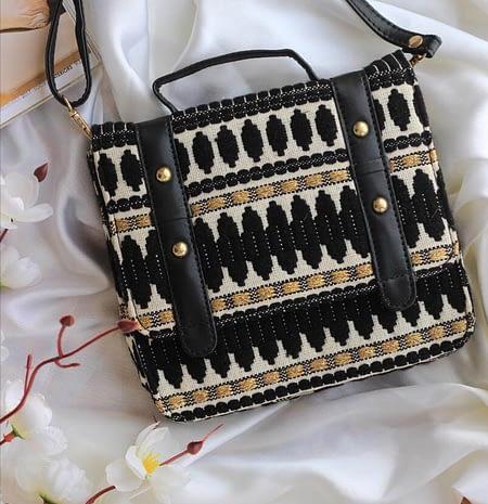 Cool Boho Satchel Bag - BW182sb