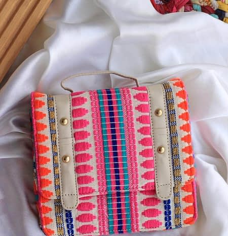 Bright Luxury Satchel Bag - BW188sb